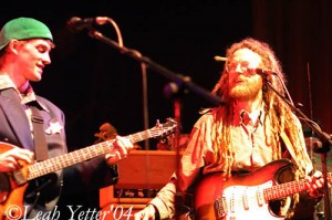 Andy Pond and Ras Alan