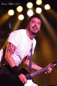 Dave Grohl by Frank Mullen MMT 2004