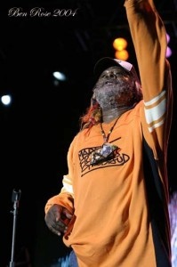 George Clinton by Ben Rose MMT 2004