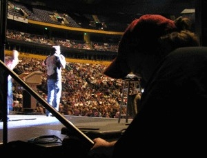 Michael Moore 2004 in Nashville