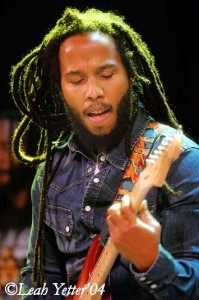 Ziggy Marley, Bob's DNA!