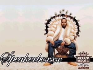 Big Boi album promo